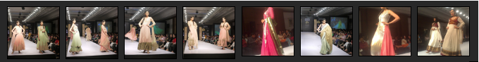 Indore Fashion Show March 2013