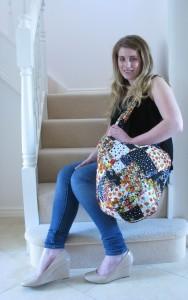 Blog Floral Bag 2