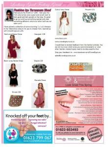 Sherwood magaizine Valentine article