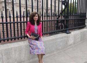 At Buckingham PalaceS